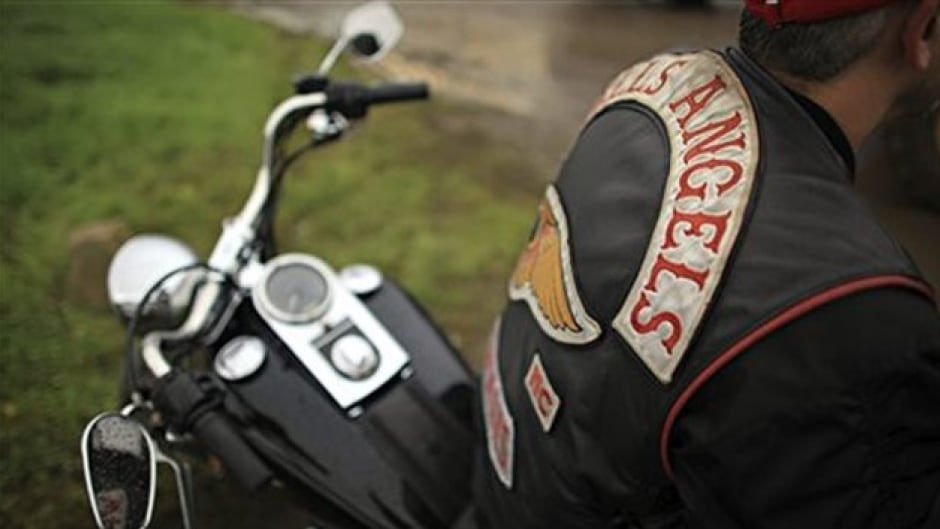 Hells Angels stopover prompts North Bay businesses to post 'no gangs