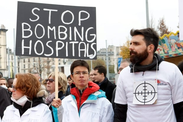 Switzerland Doctors Without Borders