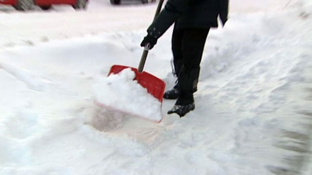 Get out the shovels; more flurries are expected today.