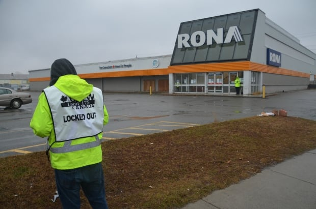 Rona lockout