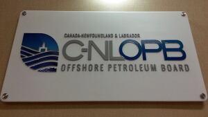 CNLOPB sign CBC