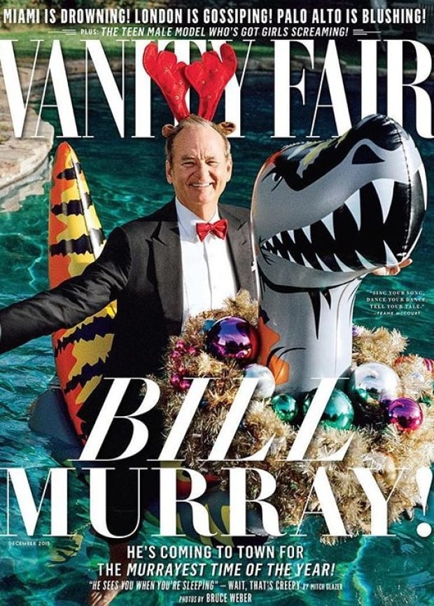 Bill Murray, Vanity Fair