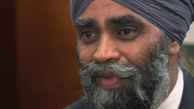 Minister of National Defence Harjit Sajjan's first priority is to end Canada's combat role in Iraq and Syria. Prime Minister Justin Trudeau's cabinet are receiving mandate letters today.