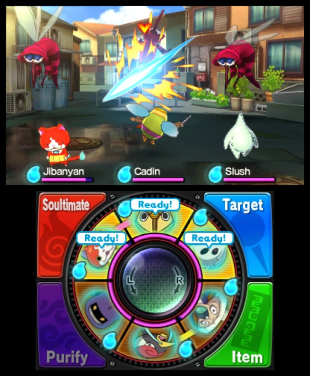 yokai watch screenshot 01
