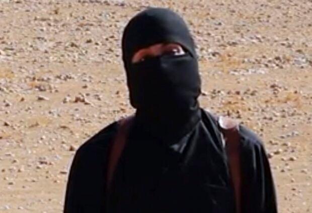 Britain Jihadi John
