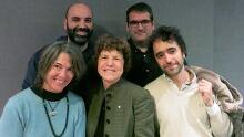 Writers & Company Catalan panel