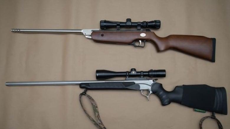 Kenora OPP issue warning about air guns and pellet guns | CBC News