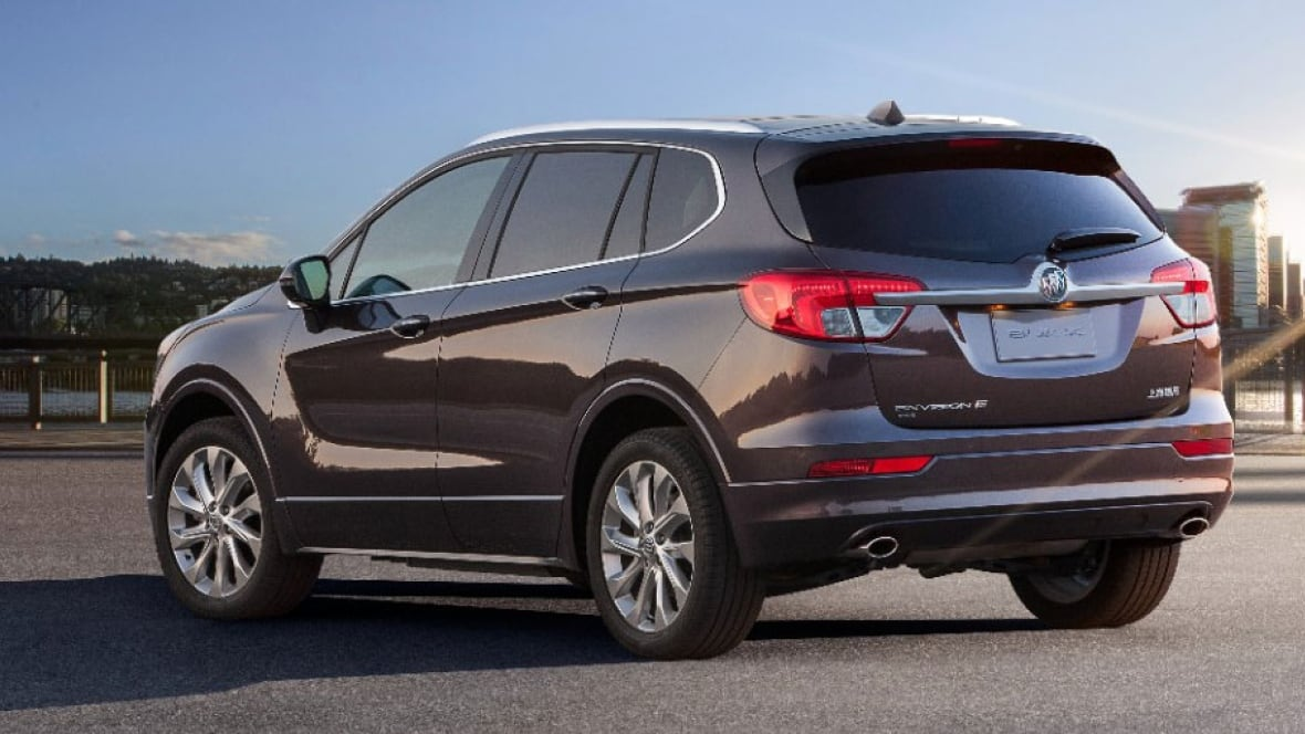 Gm to import chinese made buick envision to u s for General motors suvs 2015