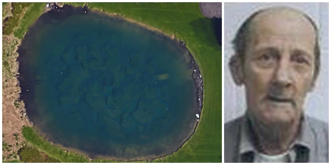 Missing man's body found in submerged car visible on Google