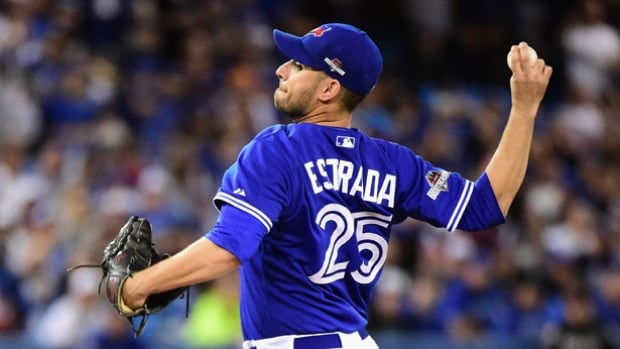 Marco Estrada has reportedly reached a two-year agreement with the Toronto Blue Jays worth $26 million U.S.