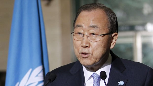 The search is on for a successor to UN Secretary General Ban Ki-moon.