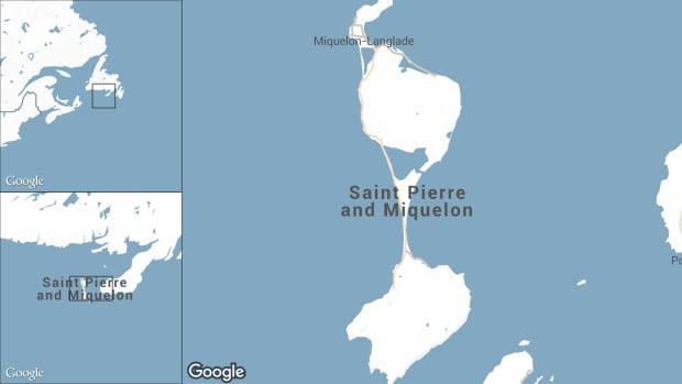 Paris Attacks Shock Horrify StPierreMiquelon Residents - Saint pierre and miquelon map