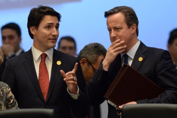 Trudeau G20 Cameron
