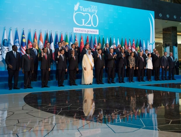 Trudeau G20 20151115