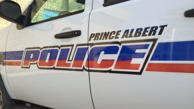 Police found a body on Wednesday evening in Prince Albert, Sask.