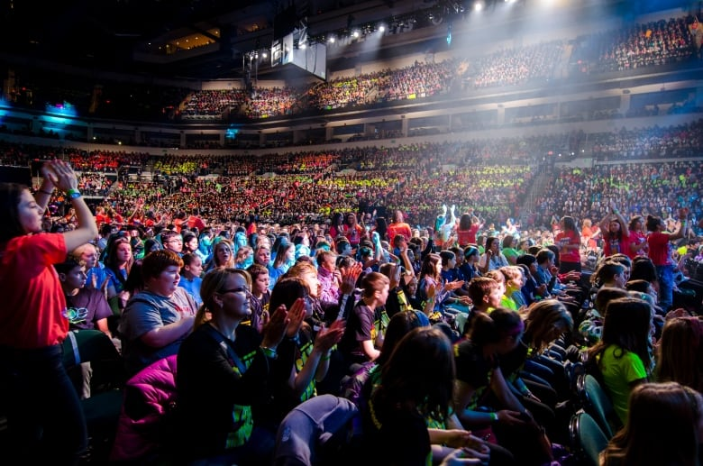 We Day's blend of activism, corporate messages prompts criticism from teacher