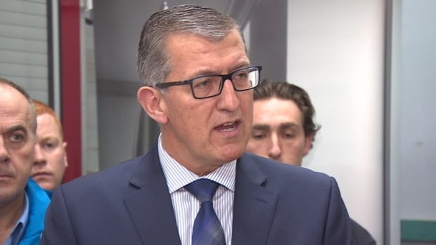 Progressive Conservative Leader Paul Davis says if elected, his government would introduce presumptive legislation to allow emergency responders to better access health care.