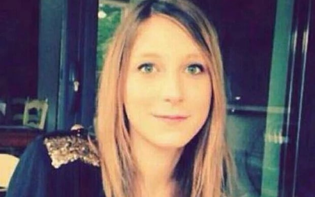 Elodie Breuil Paris attack victim