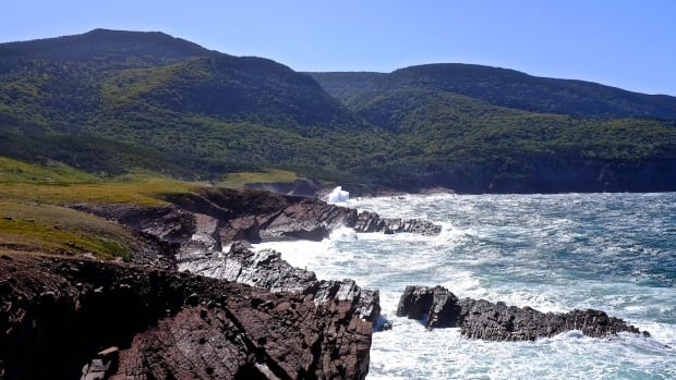 The Cape Breton Coast
