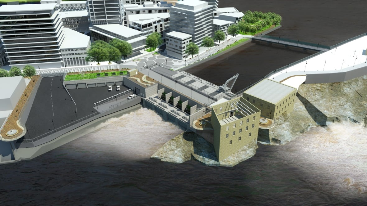 Hydro Ottawa's new power plant to open view of Chaudière ...