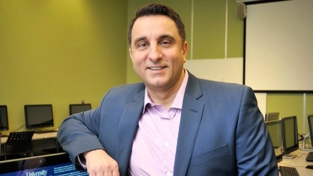 Dr. Alec Couros mentioned some of the problems that arise from technology in the classroom are distractions due to messaging or checking social media.