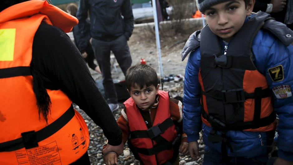 According to United Nations over half a million refugees and migrants have arrived by sea in Greece this year and the rate of arrivals is rising, in a rush to beat the onset of freezing winter.