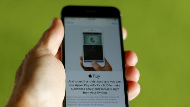 Apple Pay is available in Canada starting Tuesday to American Express users.