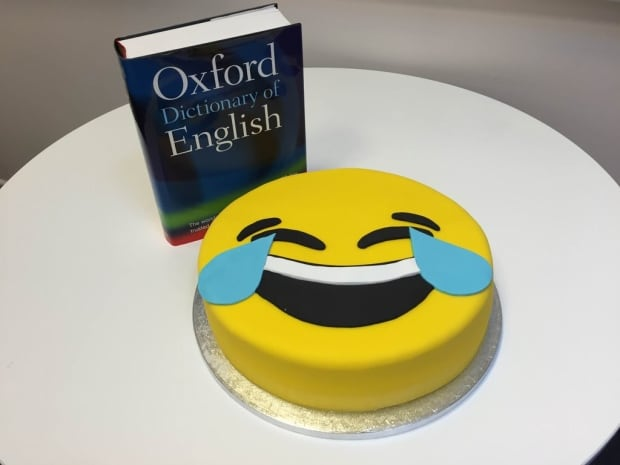 Oxford Dictionaries emoji word of the year