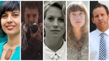 2015 CBC Poetry Prize finalists