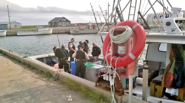 Fisheries investigation