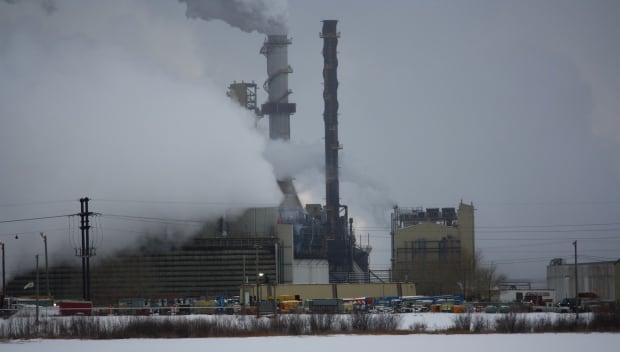 Alberta Oilsands emissions