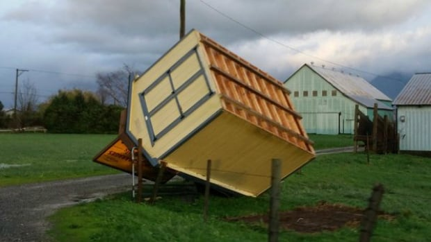 BC storm Chilliwack