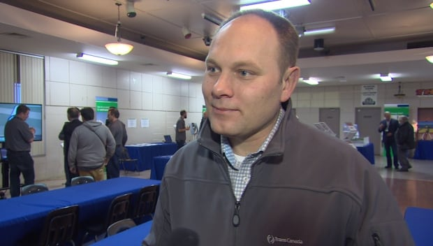 Tim Duboyce, TransCanada's spokesperson for the project.