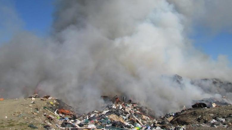 Forteau dump