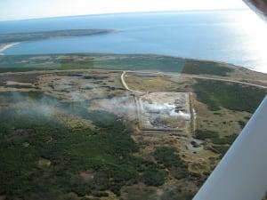 Forteau landfill