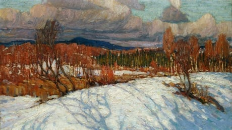 Tom Thomson, In Algonquin Park