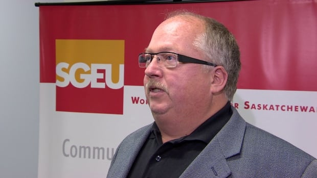 Bob Byoem, president of the SGEU, says privatizing 40 government-owned liquor stores will result in jobs and government revenue lost.