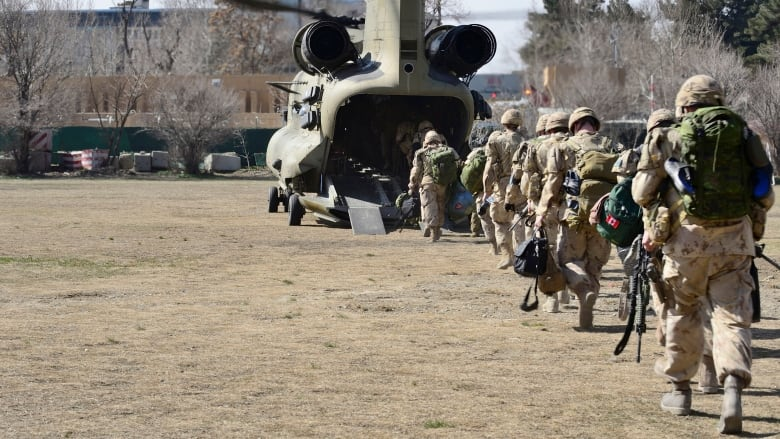 Is Our Mission In Afghanistan Worth >> Canadian Troops Should Return To Afghanistan Cbc Radio