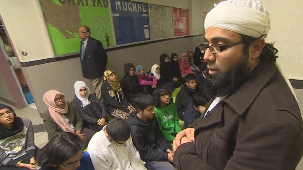 Imam Yusuf Badat says new safety measures have been implemented at the Islamic Foundation of Toronto in Scarborough.