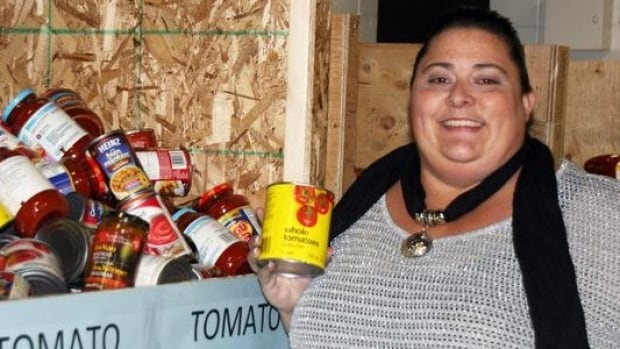 Food bank director Arianna Johnson said she is confident the city will overcome the tough times brought by the plunge in oil prices.