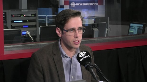 Alex LeBlanc of the New Brunswick Multicultural Council says communities in New Brunswick need to work together to bring in more immigrants to the province.