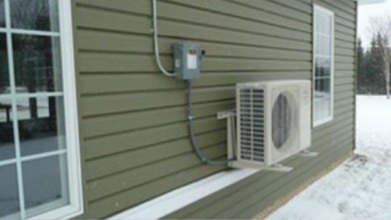 Heat pump complaints flooding Better Business Bureau   CBC News
