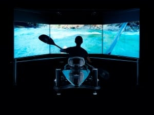 Kayak Simulator