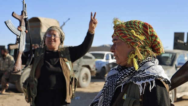 MIDEAST-CRISIS/SYRIA-KURDS