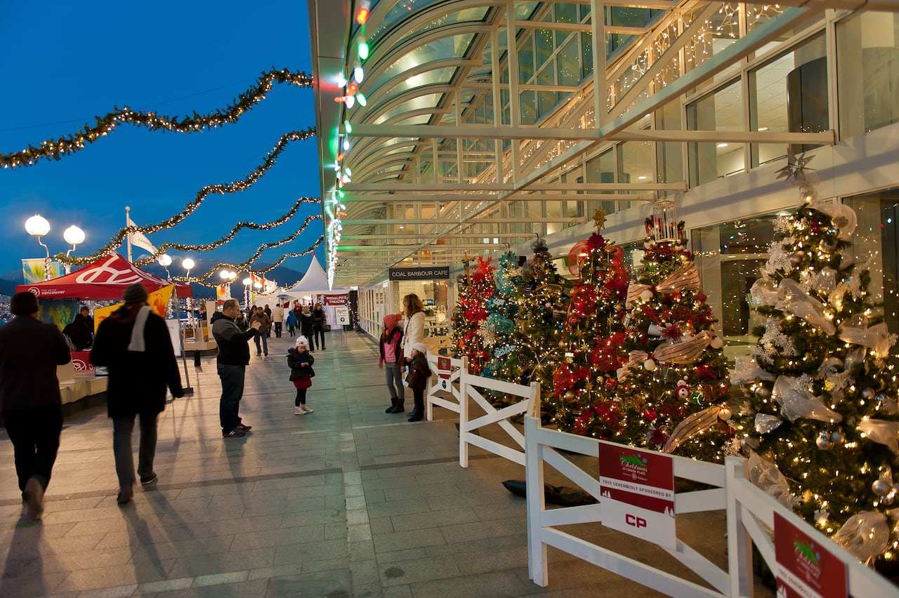 Vancouver Christmas.21 Things To Do Over The Holidays In Vancouver Cbc News