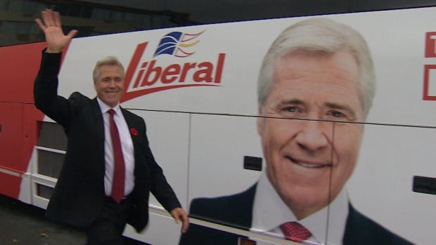 The polls suggest that Newfoundland and Labrador Liberal Leader Dwight Ball is on track for victory in the province's election on Monday.
