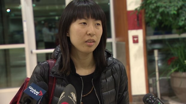 Fay Liu Turkish airlines passenger who didn't re-board plane