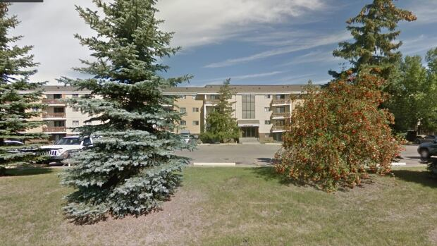 A woman's body was found at an apartment at 4908-134 Avenue on Saturday.