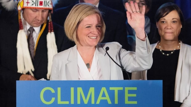 Alberta Premier Rachel Notley's climate strategy includes a carbon tax that went into effect on Jan. 1.