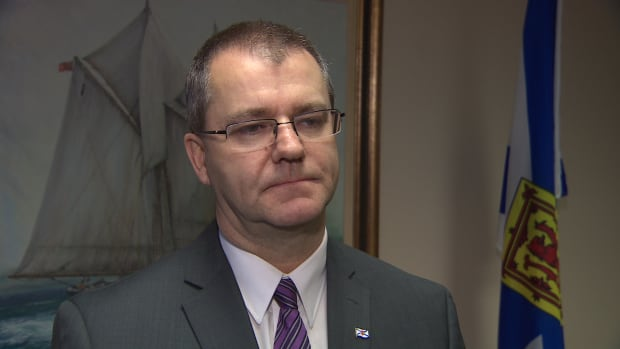In interviews with reporters on Monday, the premier's chief of staff, Kirby McVicar, said Andrew Younger told him he had post-traumatic stress disorder and a brain tumour.